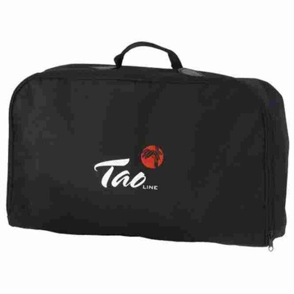 Tafelopzetstuk met verstelbare hoofdsteun voor mobiele massage Travel Mate tas