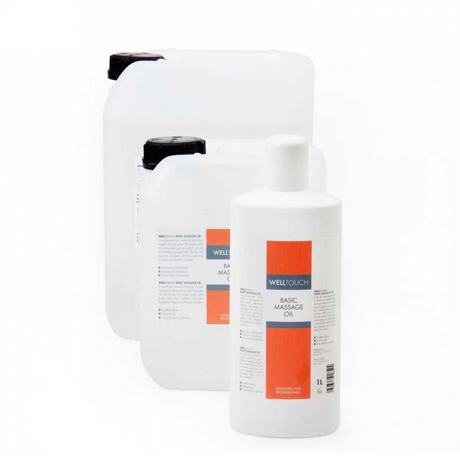 WellTouch Basic Massage Oil