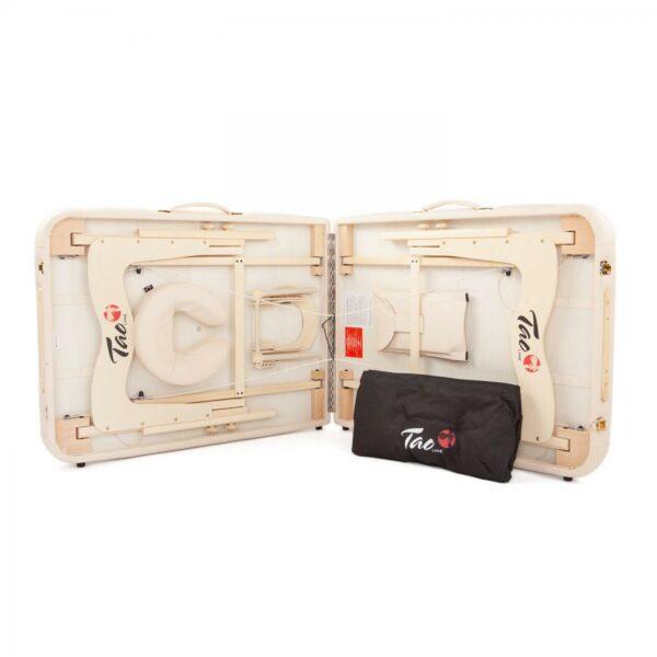 Massagetafel TAOline BALANCE II 76 cm tas binnen