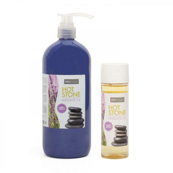wuwei Hot Stone massage olie